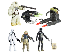 "Rogue One: A Star Wars Story 3.75"" Figure Four Pack Exclusive"