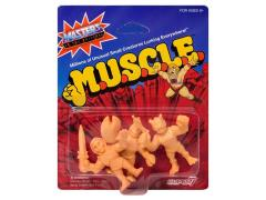 Masters of The Universe M.U.S.C.L.E. Wave 3 Pack A
