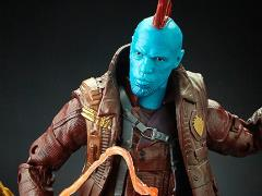 Guardians of the Galaxy Vol. 2 Marvel Legends Yondu (Titus BAF)