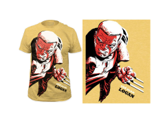 Marvel Old Man Logan T-Shirt (Michael Cho)