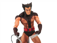 Marvel Select Brown Costume Wolverine (Unmasked)