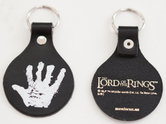 The Banners of Middle Earth Collection Keyring - The White Hand of Saruman