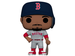 Pop! MLB: Red Sox - Mookie Betts (Road)