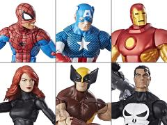 Marvel Legends Vintage Wave 1 Set of 6