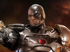 Justice League New 52 Cyborg Statue