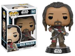 Pop! Rogue One: A Star Wars Story - Baze Malbus