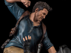 Uncharted 4: A Thiefs End 1/6 Scale Statue - Nathan Drake