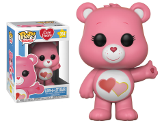 Pop! Animation: Care Bears - Love-A-Lot Bear