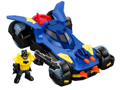DC Super Friends Imaginext Batmobile