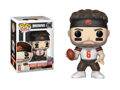 Pop! Football: Browns - Baker Mayfield (Draft)