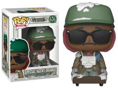 Pop! Movies: Trading Places - Special Agent Orange