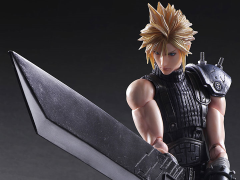 Final Fantasy VII Remake Play Arts Kai Cloud Strife