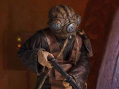 Star Wars Collector's Gallery Zuckuss Statue