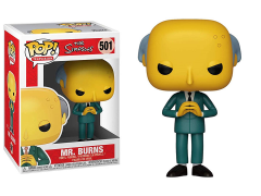 Pop! Animation: The Simpsons - Mr. Burns