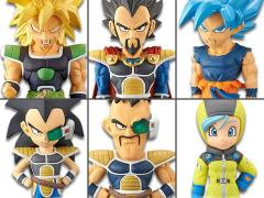 Dragon Ball Super: Broly World Collectable Figure Vol .2 Set of 6 Figures