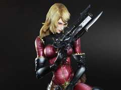 Space Pirate Captain Harlock Play Arts Kai Kei Yuki