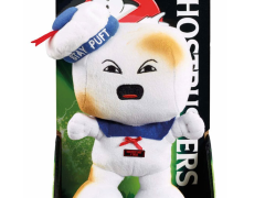 "Ghostbusters 12"" Stay Puft Toasted Talking Plush"