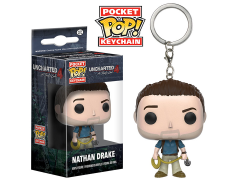 Pocket Pop! Keychain: Uncharted 4 - Nathan Drake