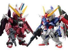 Gundam FW Gundam Converge SP09 Box of 4 Figures
