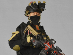 "Z.E.R.T. Joint Task Force Assaulter ""Alpha"" 1/6 Scale Figure"
