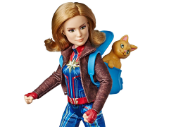 Captain Marvel & Marvels Goose Doll Set