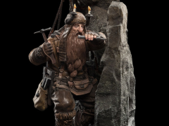 The Hobbit Dwarf Miner Miniature Figure