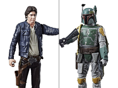 "Star Wars 3.75"" Force Link Han Solo & Boba Fett Two-Pack"