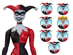 Batman: The Animated Series Harley Quinn Expressions Pack
