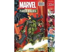Marvel Fact Files #224