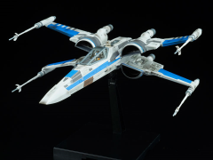 Star Wars 1/72 Blue Squadron Resistance X-Wing Fighter (The Last Jedi) Model Kit