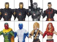 Avengers Marvel Legends Infinite Series Wave 3 Revison 2 Case of 8 (Hulkbuster BAF)