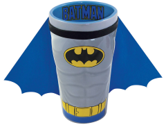 DC Comics Batman Molded Caped Pint Glass