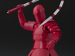 Star Wars S.H.Figuarts Elite Praetorian Guard with Whip Staff (The Last Jedi)