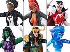 Marvel Legends A-Force Heroines Six Pack SDCC 2017 Exclusive