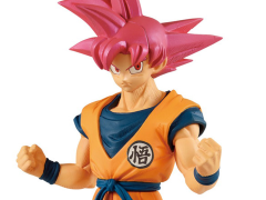 Dragon Ball Super the Movie Chokoku Buyuden Super Saiyan God Goku
