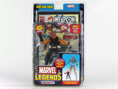 Marvel Legends Age of Apocalypse Weapon X (Burned Variant) (Giant Man Series)