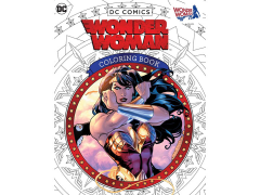 DC Comics Coloring Book Wonder Woman