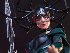 Thor: Ragnarok Battle Diorama Series Hela 1/10 Art Scale Statue