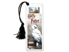 Harry Potter FilmCells Hedwig Bookmark