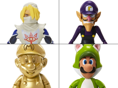 "World of Nintendo 4"" Figure Series 05 - Set of 4"