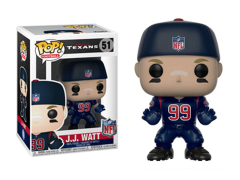 Pop! Football: Texans - J.J. Watt (Color Rush)