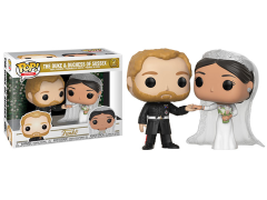 Pop! Royals: Duke and Duchess of Sussex