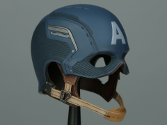 Captain America: Civil War Marvel Armory Collection Captain America 1/3 Scale Helmet Replica