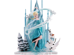 Disney D-Select DS-005 Frozen PX Previews Exclusive Statue