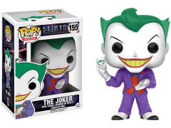 Pop! Heroes: Batman The Animated Series - Joker