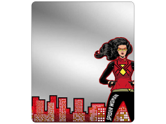 Marvel Spider-Woman (Issue #9) Locker Mirror