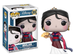 Pop! Disney: Disney Princess - Mulan