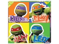 TMNT Canvas Art Gift Set