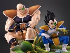 Dragon Ball Allies Vegeta & Nappa (Special Color) Exclusive