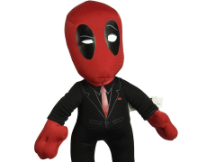 "Marvel Heroes 10"" Plush - Dressed to Kill Deadpool"